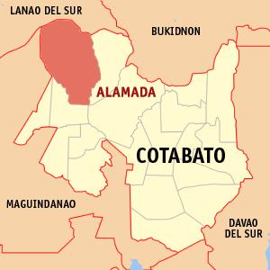 Wikipedia- Map of Alamada