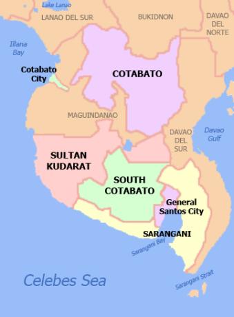 Wikipedia- Map of Mindanao